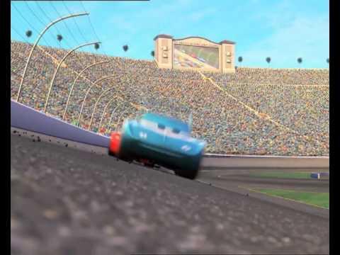 Arabalar - Şimşek Mc Queen'den Sürpriz Hareket!