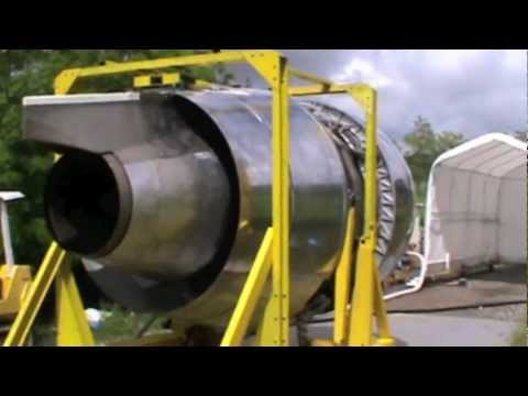 Jumbo Jet /RB211-22B Backyard Run