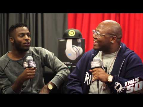 Isaiah Rashad Freestyles; Being Part of TDE; SZA; Master P - TI50