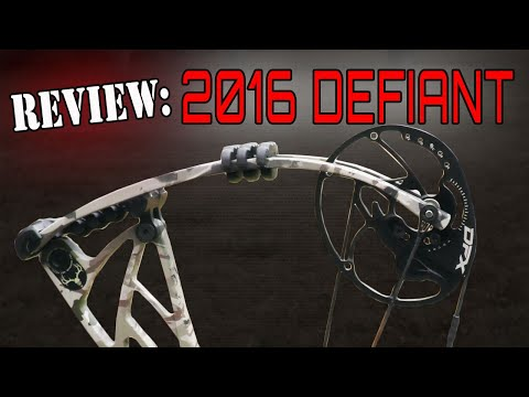 New Hoyt Defiant 2016 - Bow Review