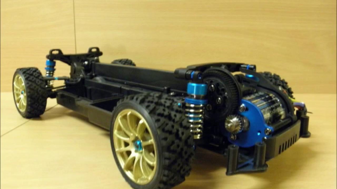 Build Tamiya Xv-01 Pro