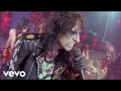 Alice Cooper - Cutter Cat Vs. The Jets