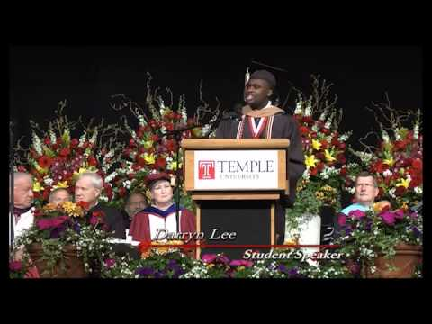Temple University 2011 Commencement Ceremony