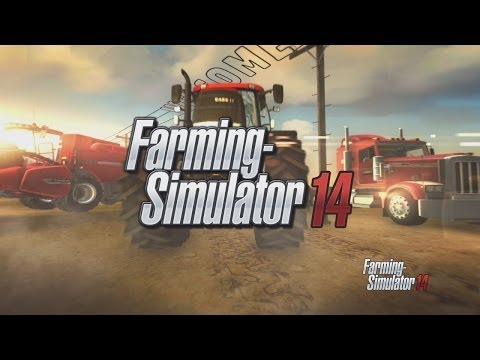Farming Simulator 14 APK Cover