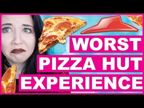 My WORST Pizza Hut Experience
