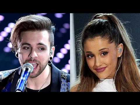 One infinito time - Ariana Grande / Alessio Bernabei