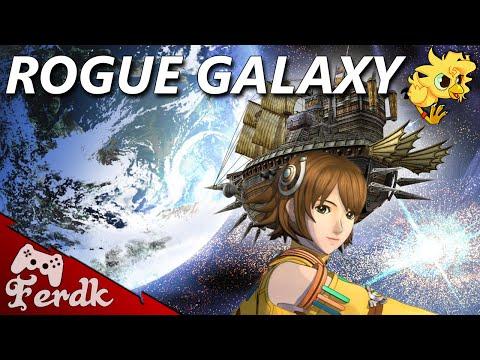 Rogue Galaxy -