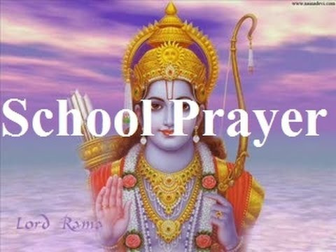 School Prayer -  O God Give Us Strength Of Mind To Win Over Our Mind video