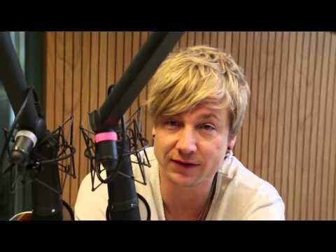 Samu Haber - Sunrise Avenue Radio Antenne Brandenburg 13.10.14