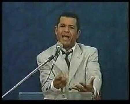 Pr. Abílio Santana (Experiências)