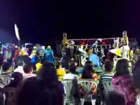 Xantolo 2013, El Higo Veracruz. Parranda 'La Curva'