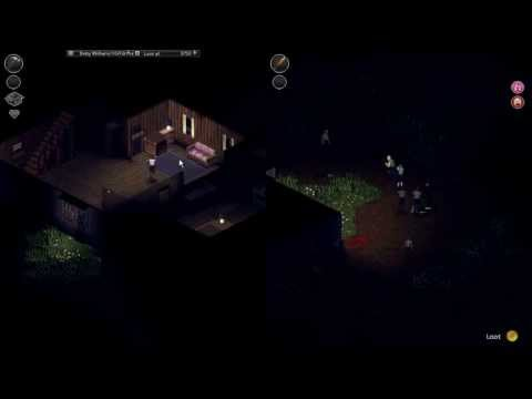 Project Zomboid - Last Stand Split Screen!