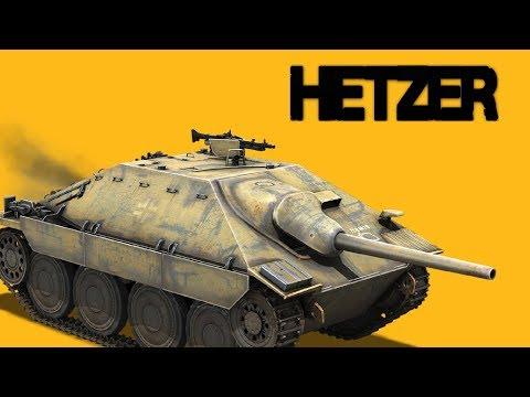 Heroes and Generals Jagdpanzer 38(t) Hetzer