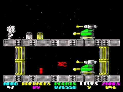 ZX Spectrum.