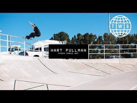 Video Check Out: Hart Pullman