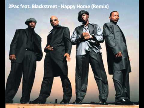 Blackstreet - Happy Home