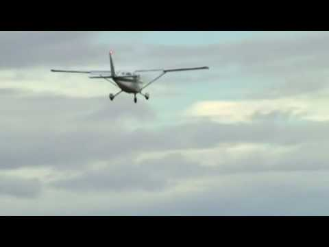 Reg: VH-LOR Type: 172P TasAir Fleet Entry: 13 July 2009 Filmed: Saturday 31/07/2010.