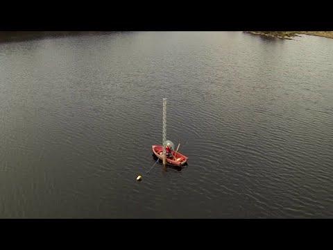 Offshore launch platform
