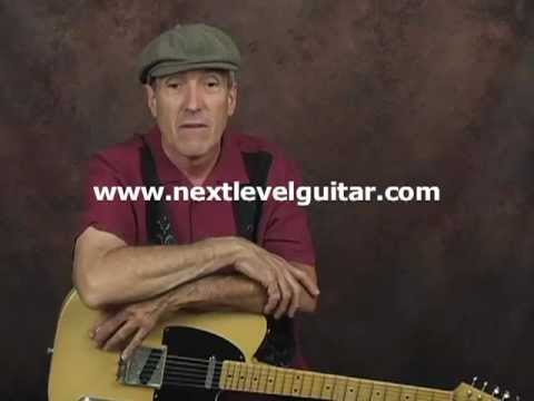 0 Learn how to play electric blues guitar lesson in the style of Chuck Berry part 2
