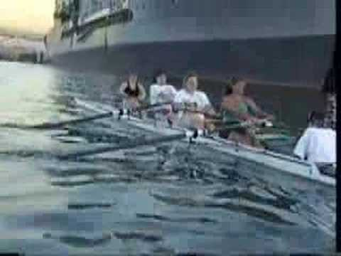 1997 Station L rowing