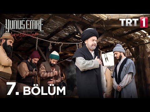 Yunus Emre - Yunus Emre 7.Bölüm HD Tek Parça İzle
