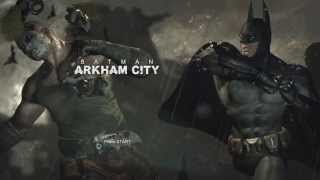 Batman: Arkham City - Campaign w/Commentary Part #1 - Bruce Wayne! [Hard Difficulty]