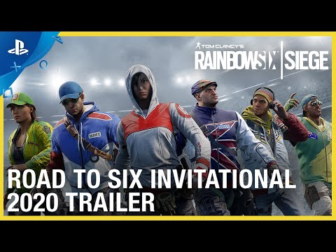 Rainbow Six Siege: Road to Six Invitational 2020 Trailer | PS4