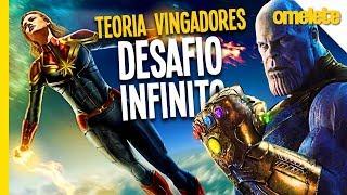 VINGADORES 4: CAPITÃ MARVEL E NOVAS TEORIAS | OmeleTV