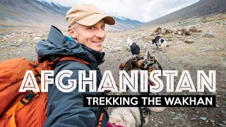 BACKPACKING AFGHANISTAN | Wakhan Corridor