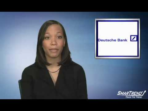 Technical Analysis: Deutsche Bank Put Volume Up 2x as Traders Hedge Position (DB)