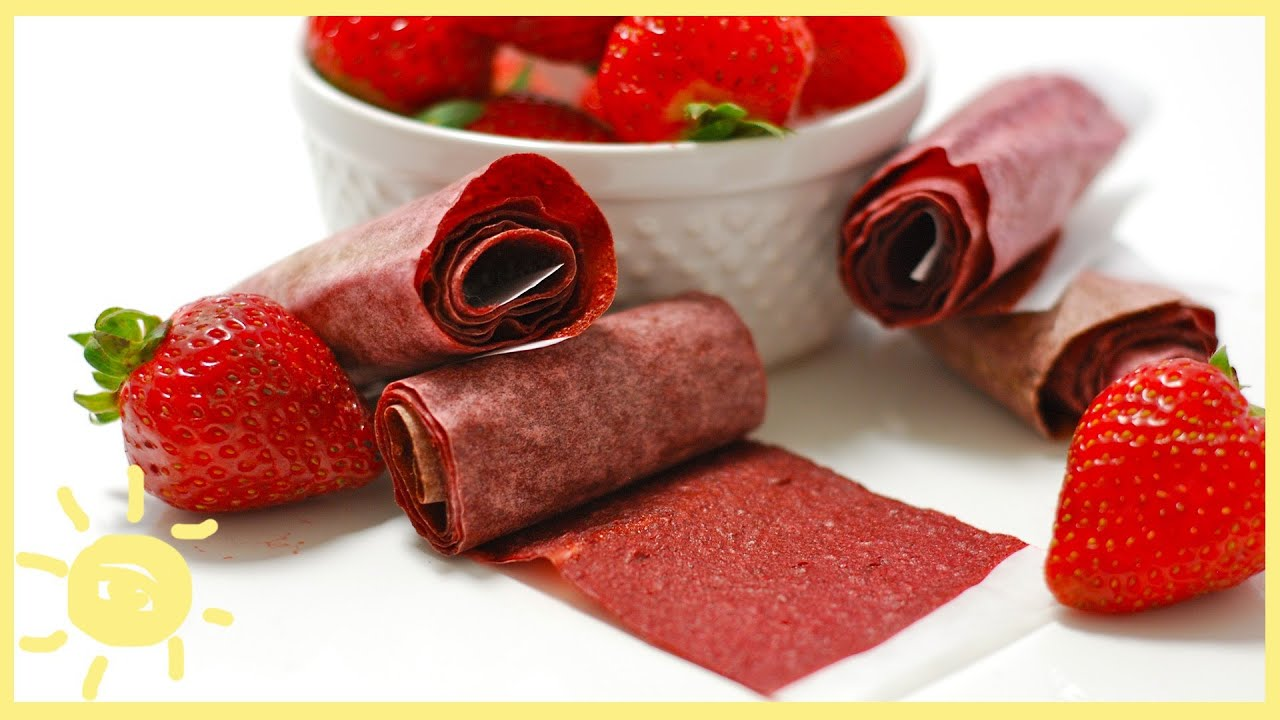 top healthy fruits fruit roll ups