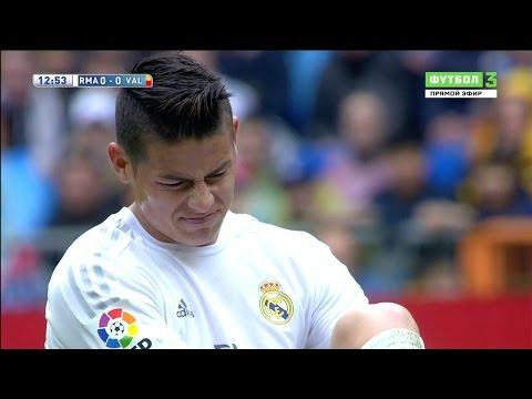 James Rodriguez vs Valencia Home (08/05/2016) by JamesR10™