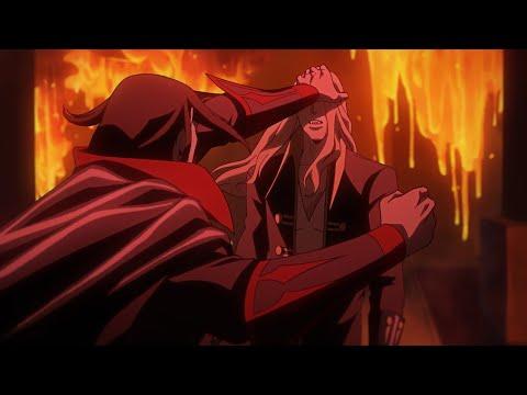 Alucard vs Dracula | Castlevania S02E07