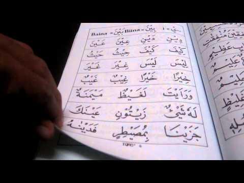Panduan Membaca Buku IQRA 4 (m/s 9-11)