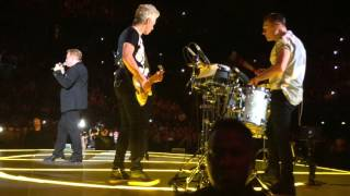 U2 Ordinary Love - live in Paris - 06/12/2015
