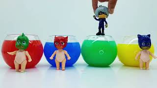 PJ Masks iColored Tails, Learn Colors with PJ Masks Toys for Kids