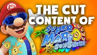 The Cut Content Of: Super Mario Sunshine - TCCO