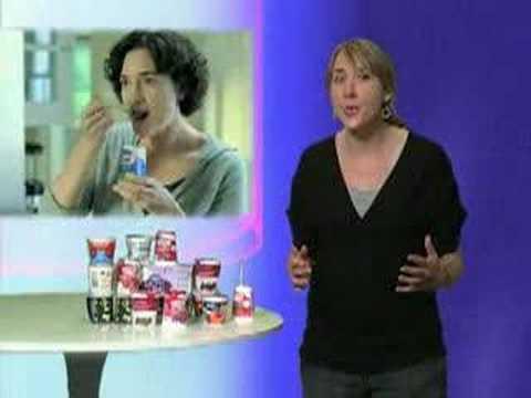 Target Women: Yogurt