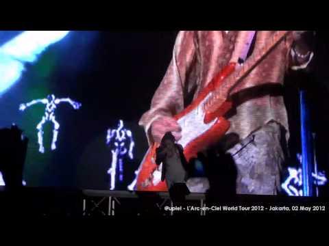 [HD] L'Arc~en~Ciel - Stay Away (Live In Jakarta)