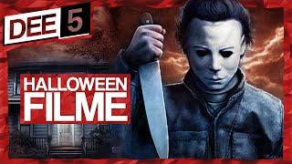 Die 4 besten Halloween Filme | Dee 5 | Michael Myers
