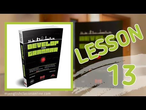 Lesson 13: Future Continuous Tense