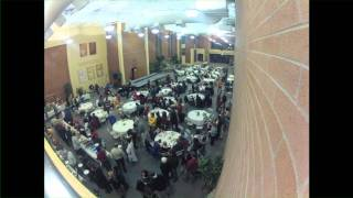 ICM Christmas Program Time Lapse - GoPro Hero 2