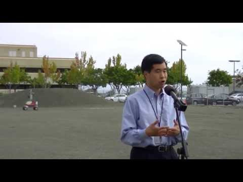 Terry Fong, Director of Intelligent Robotics Group at NASA Ames