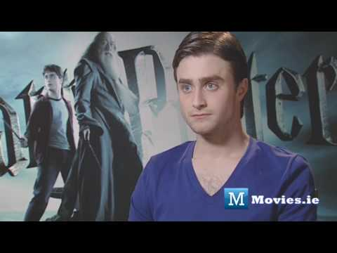 Daniel Radcliffe on the FINAL Harry Potter movies - Deathly Hallows & Half-Blood Prince