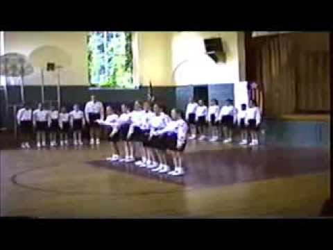 Florence Rideout Elementary School Sparklers, May 30 1995