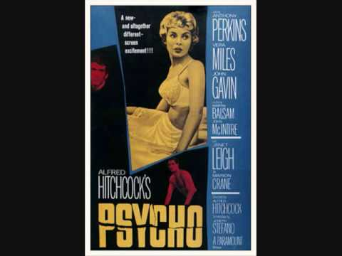 Bernard Herrmann - Psycho (theme) Video