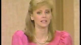 Shelley Long on The Phil Donahue Show discussing why she quit Cheers