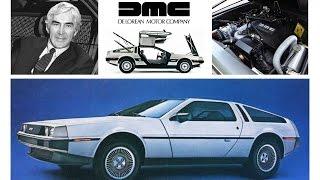Why the 1981-1983 DeLorean DMC-12 Failed