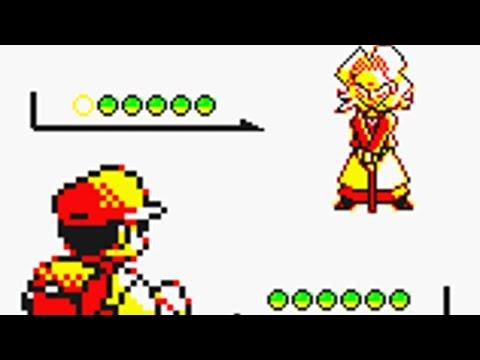 3rd Elite Four Battle vs Agatha [Pokemon Yellow]