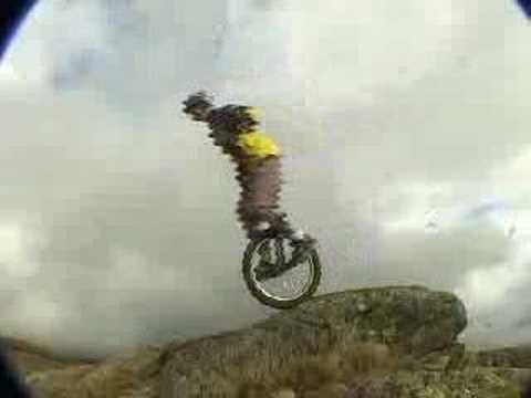 No Cycling - Extreme Unicycling